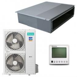 Канальная сплит-система Hisense AUD-60UX4SHH / AUW-60U6SP HEAVY DC Inverter