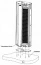 Основание для вертикальной установки Zilon V-BFM в Краснодаре