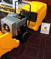 Осушитель воздуха промышленный Master DHP 65