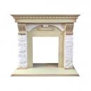 Портал Dimplex Dublin арочный сланец (крем) для электрокаминов в Краснодаре