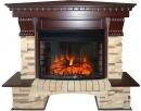 Портал Royal Flame Pierre Luxe сланец угловой для очага Dioramic 25 в Краснодаре