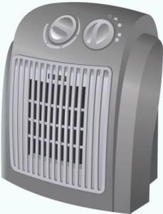 Тепловентилятор керамический Roda RK1220SM1.5